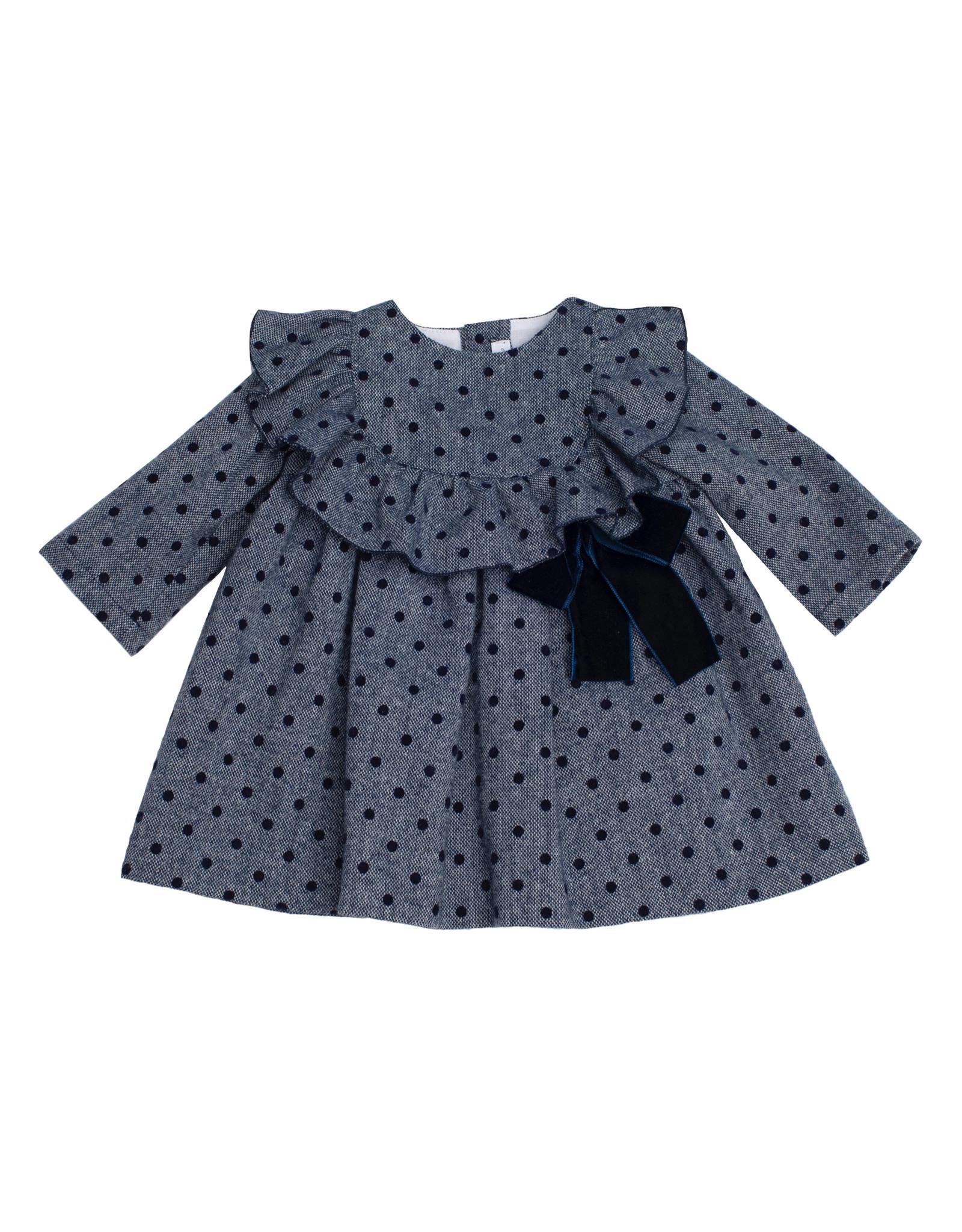 FINA EJERIQUE Polka Dot Dress