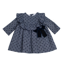 FINA EJERIQUE Polka Dot Dress