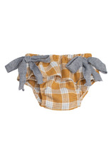 FINA EJERIQUE Mustard Check Bloomers