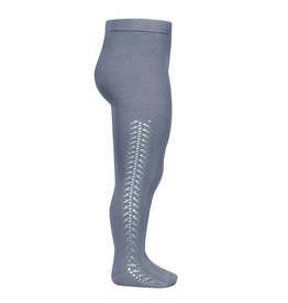 CONDOR Steel Side Openwork Tights