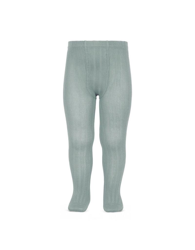Condor Socks Wide Rib Tights Grey 0//6-12 months