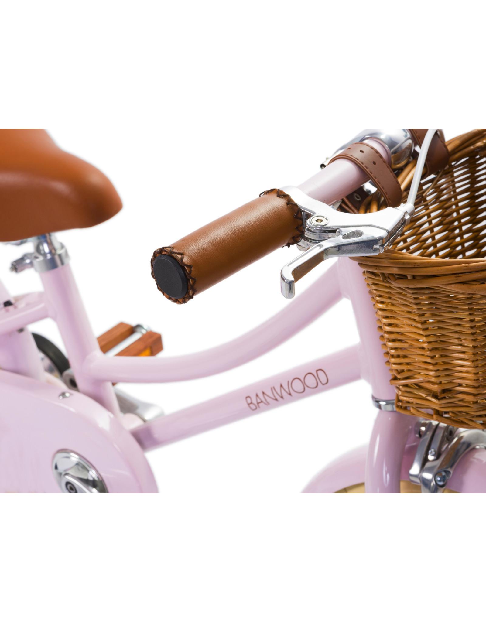BANWOOD Pink Classic Pedal Bike