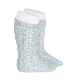 CONDOR Pearly Openwork Socks