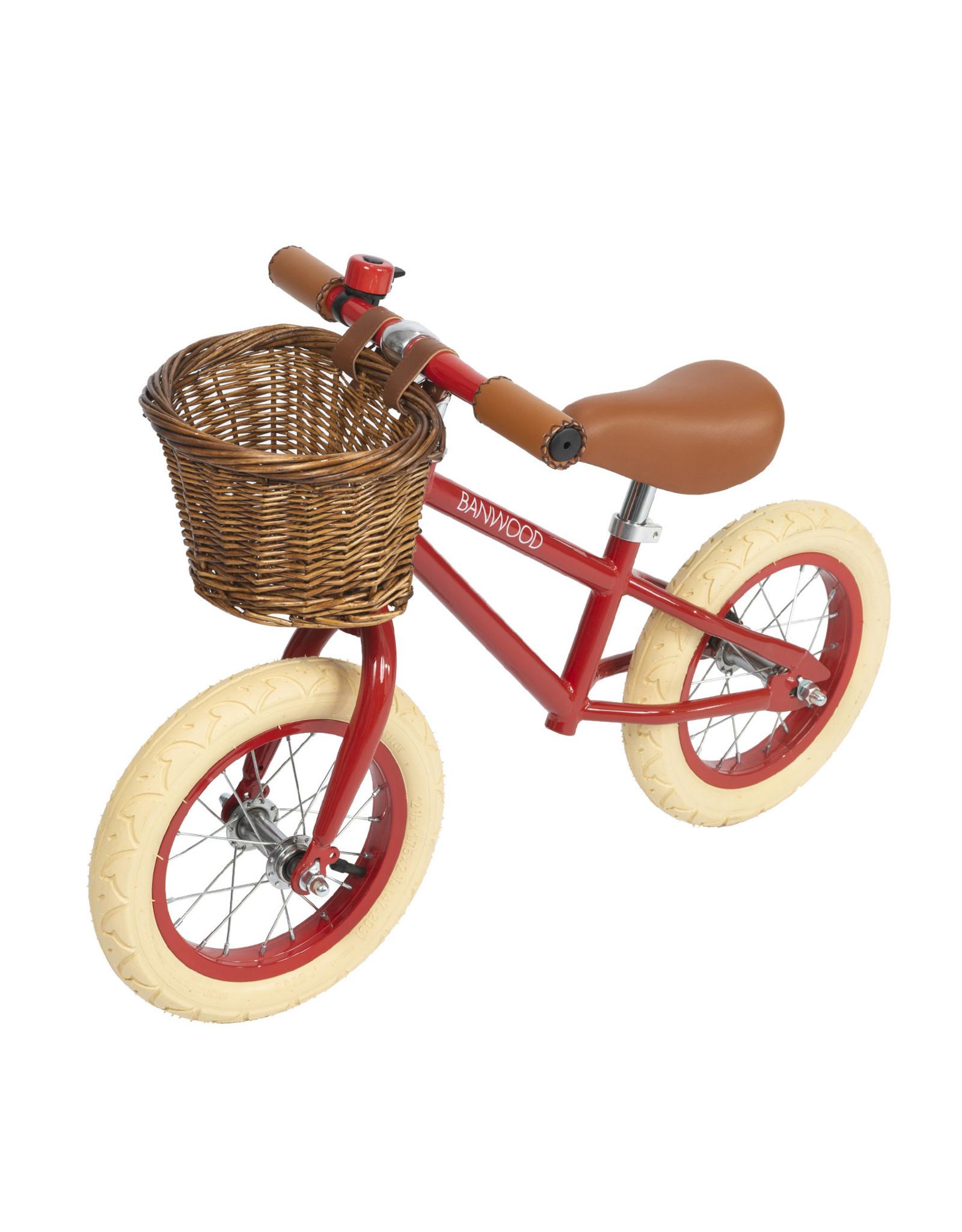 Banwood BANWOOD Red Balance Bike