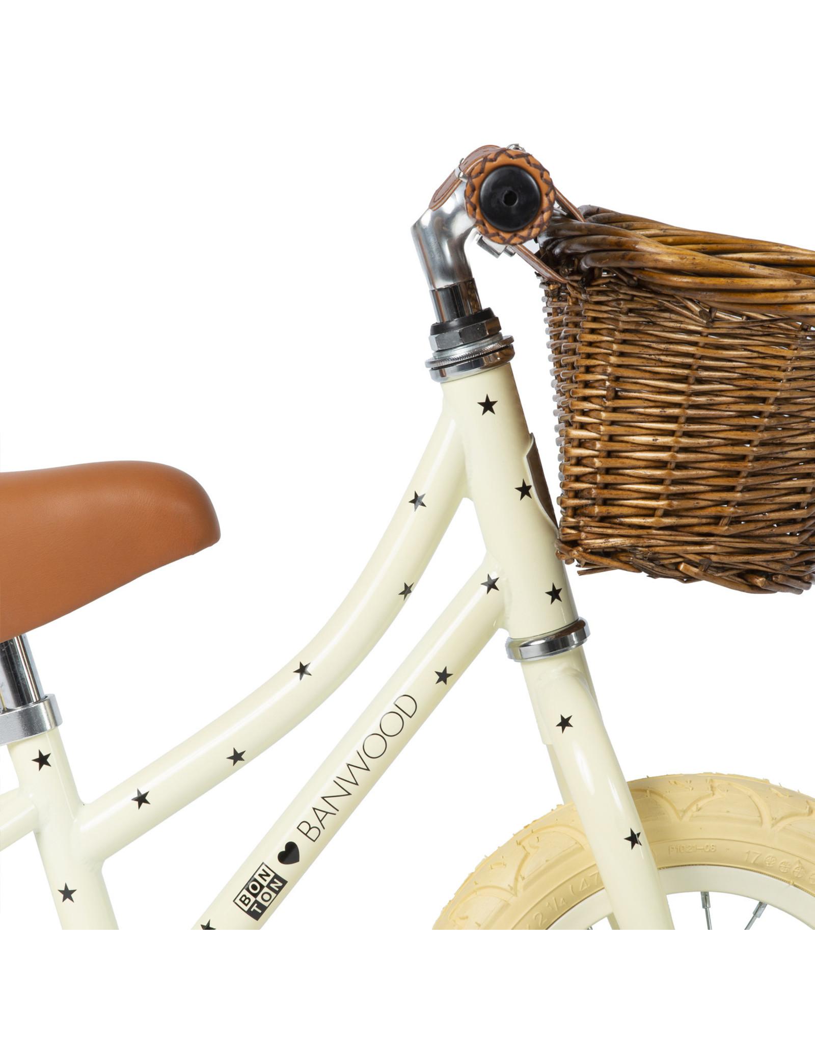 Banwood BANWOOD Cream Bonton Edition Balance Bike