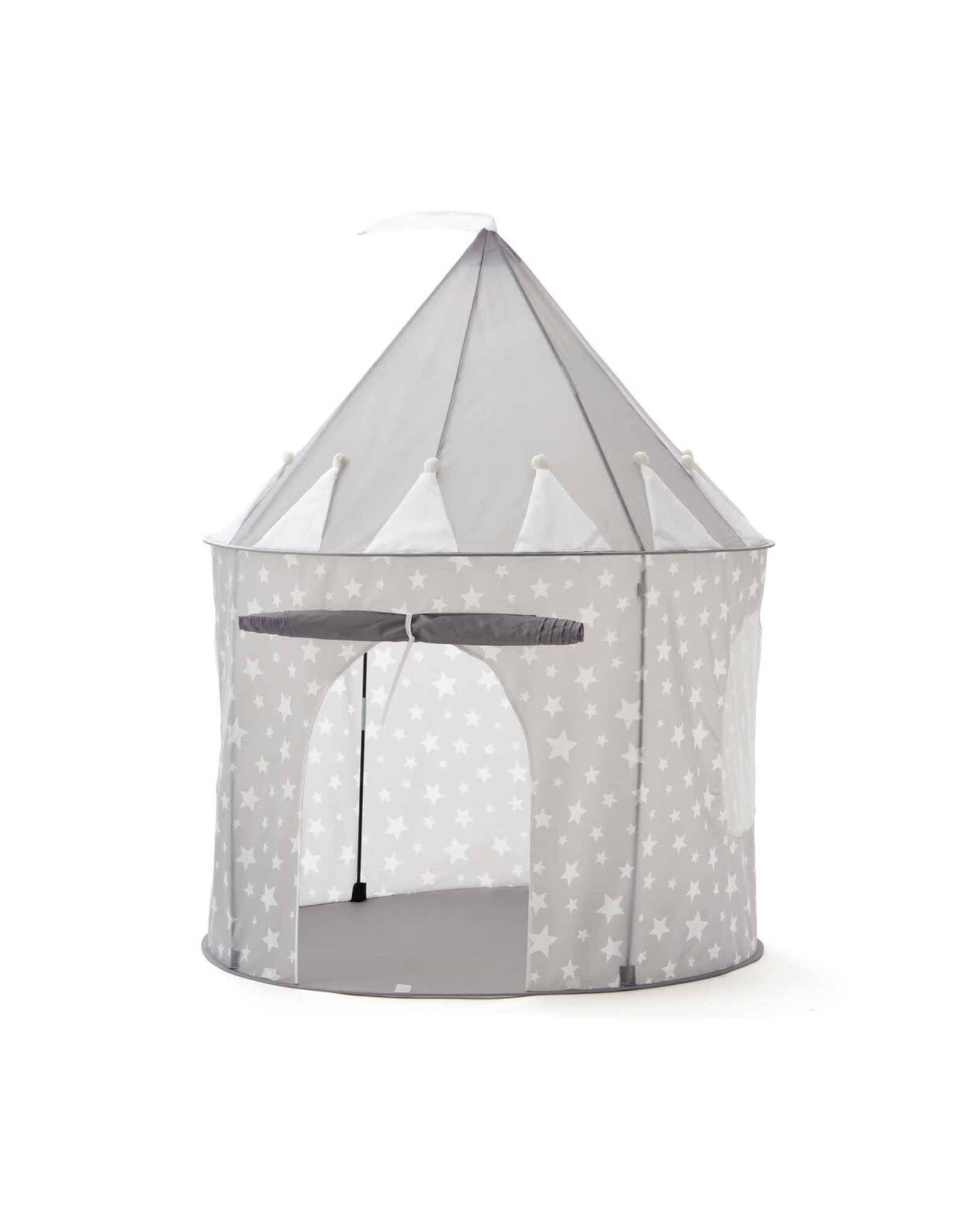 KIDS CONCEPT Grey Star Tent