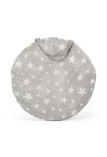 KIDS CONCEPT Grey Star Play Tunnel