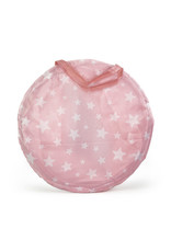 KIDS CONCEPT Pink Stars Play Tunnel