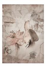MRS MIGHETTO The Forgotton Tivoli 50x70