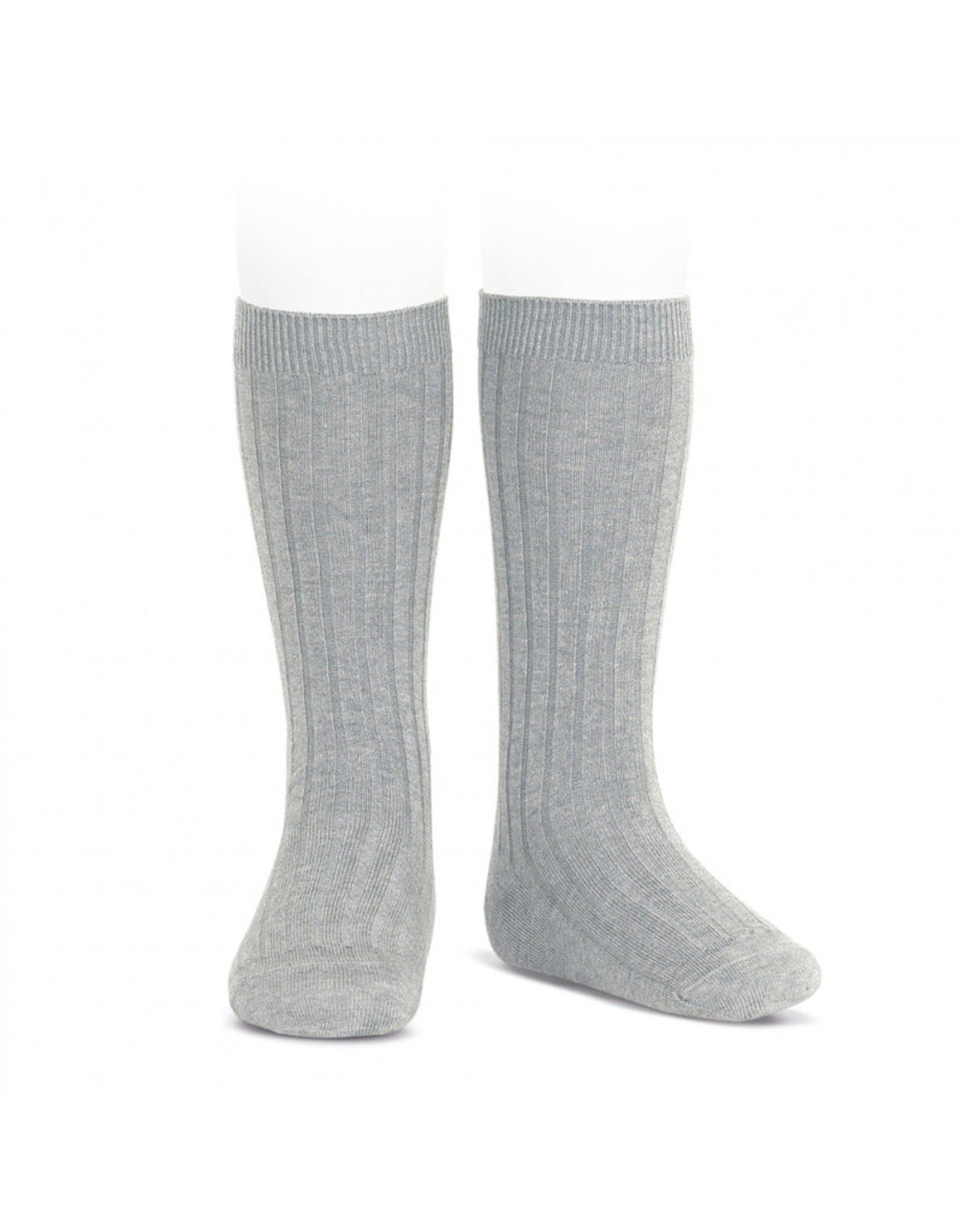 CONDOR Aluminium Ribbed Knee Socks