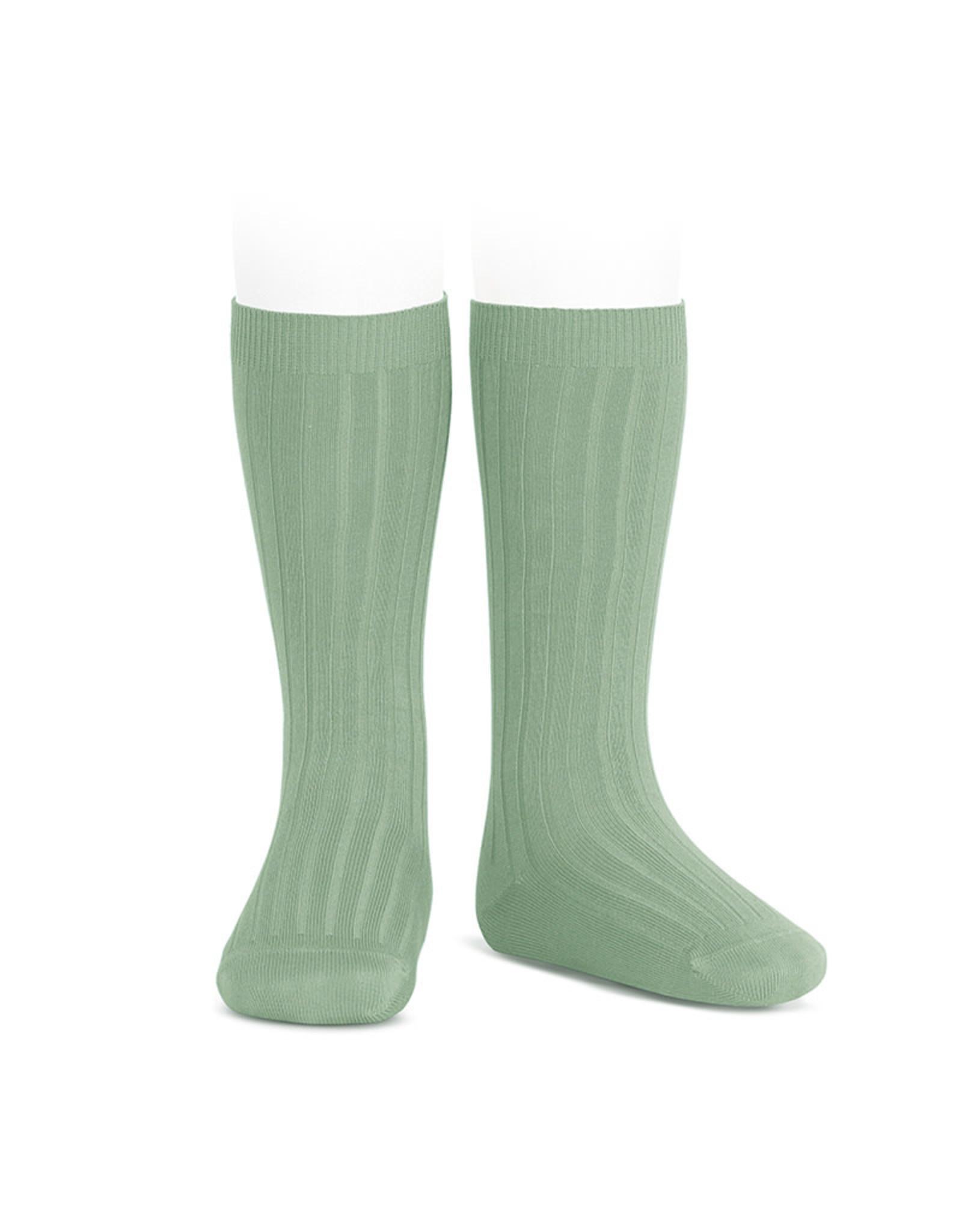 CONDOR Sage Rib Knee High Socks