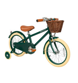 Banwood BANWOOD Green Classic Pedal Bike