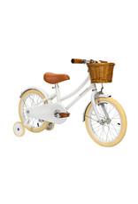 Banwood BANWOOD White Classic Pedal Bike