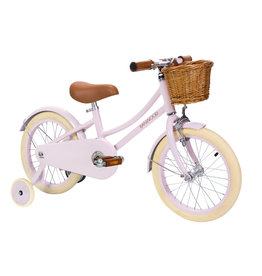 Banwood BANWOOD Pink Classic Pedal Bike