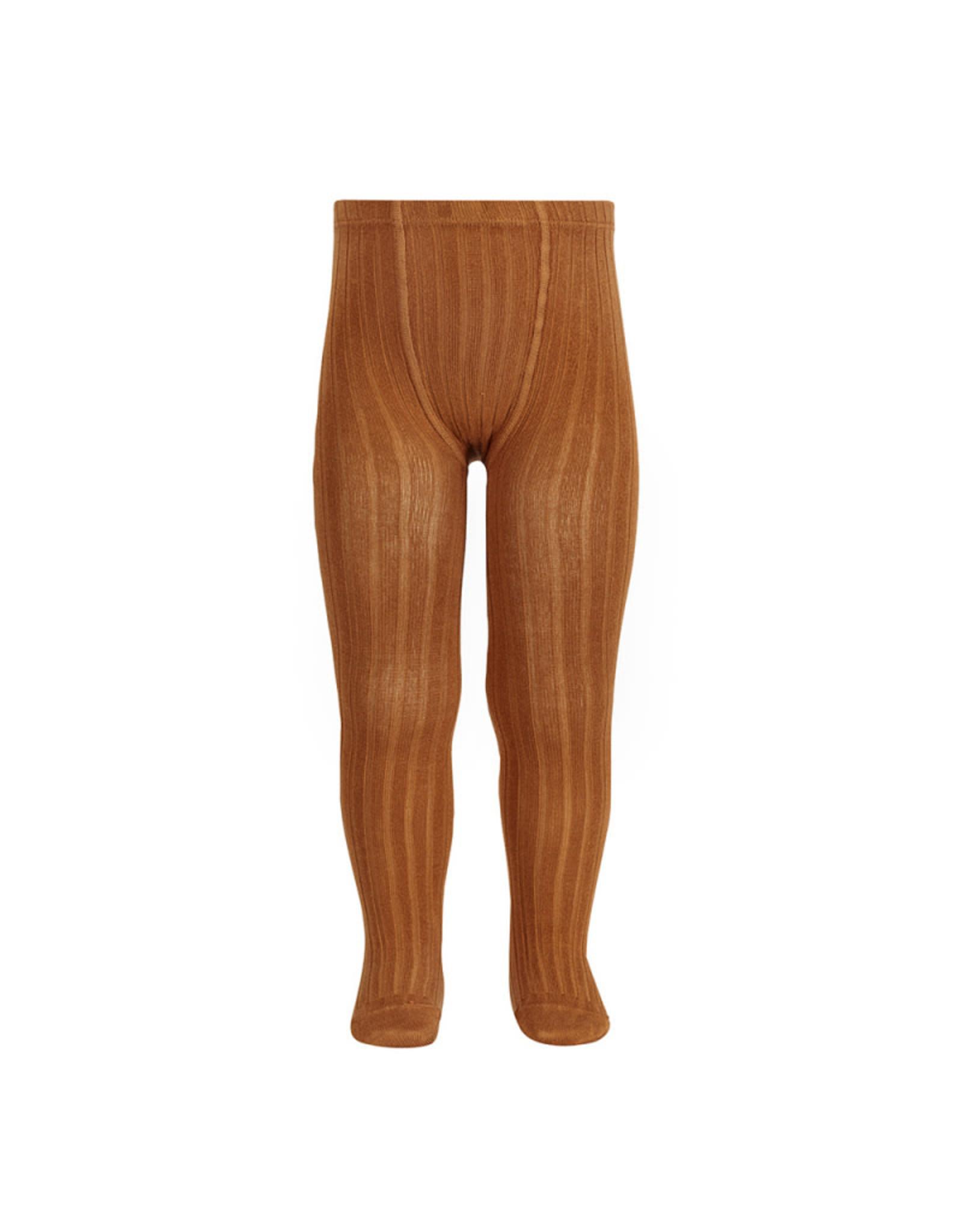 CONDOR Cinnamon Rib Tights
