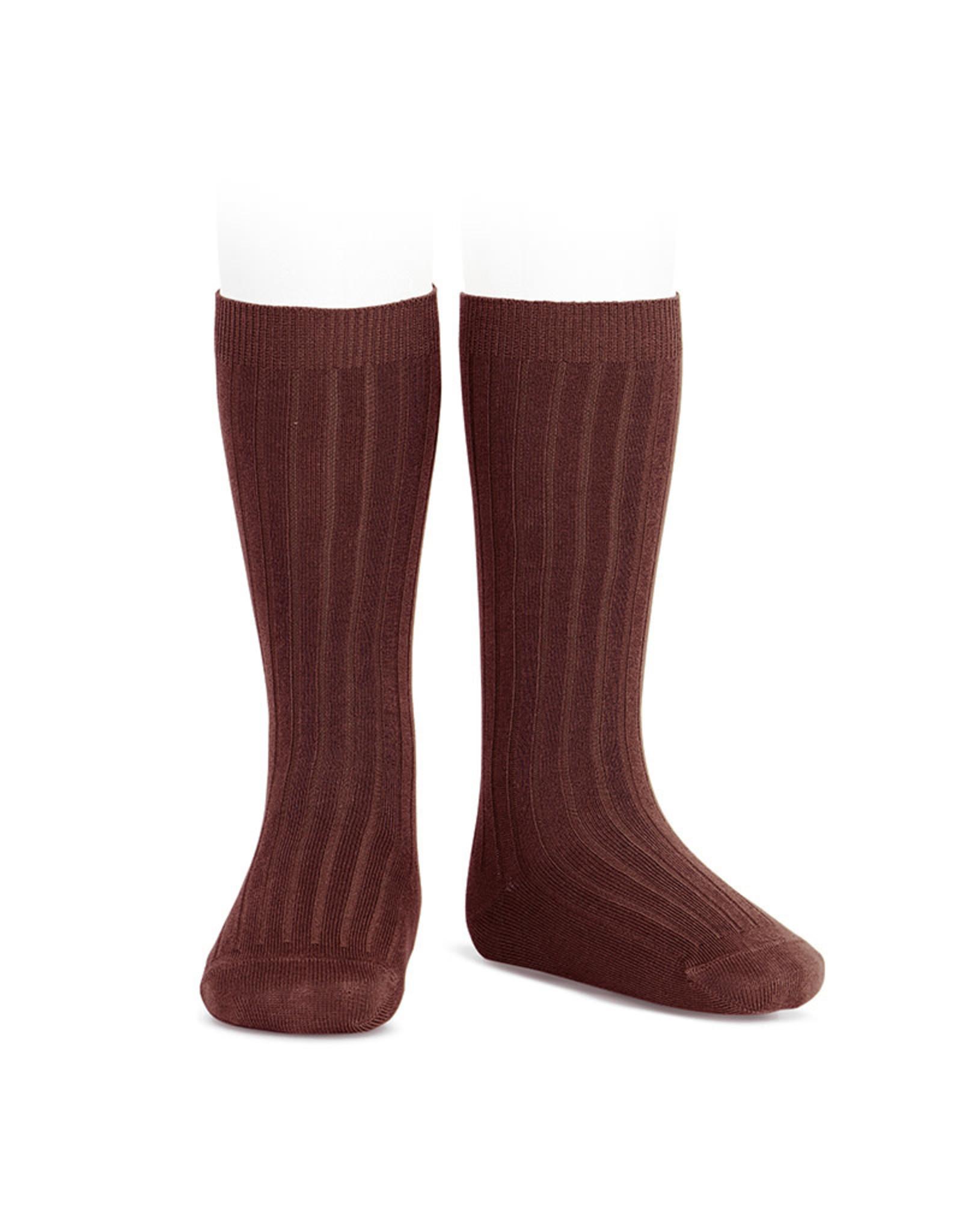 CONDOR Cauldron Ribbed Knee Socks