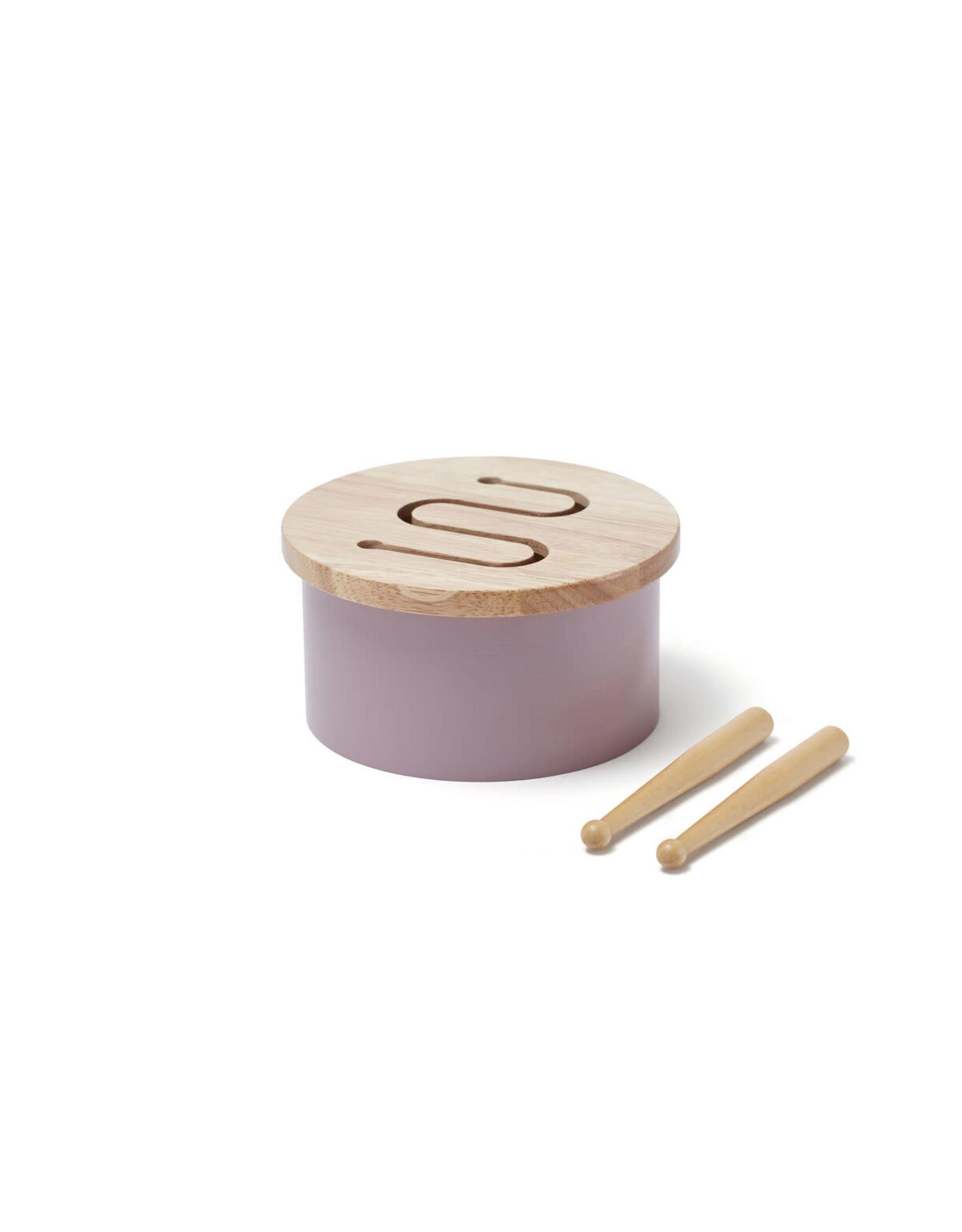 KIDS CONCEPT Lilac Drum