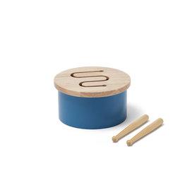 KIDS CONCEPT Blue Mini Drum