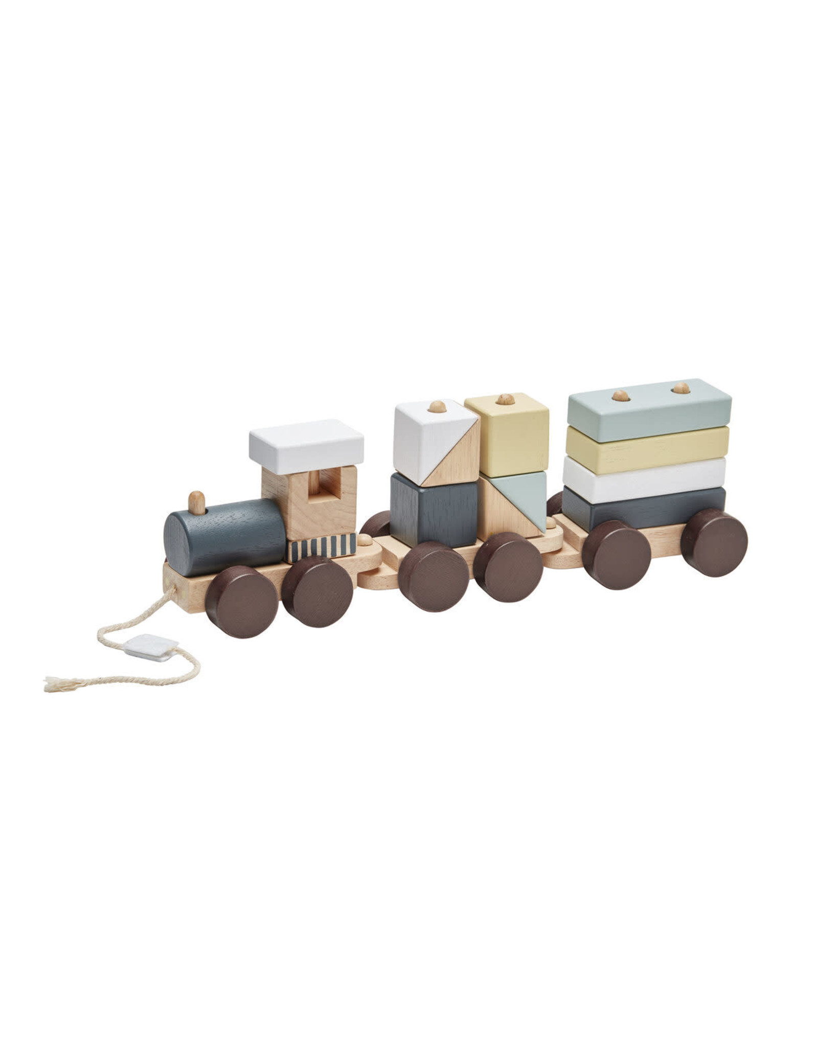KIDS CONCEPT Natural Block Train