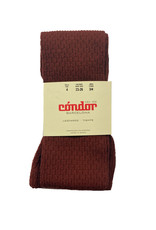 CONDOR Granet Wool Patterned Tights