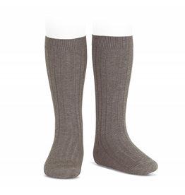 CONDOR Trunk Ribbed Knee Socks
