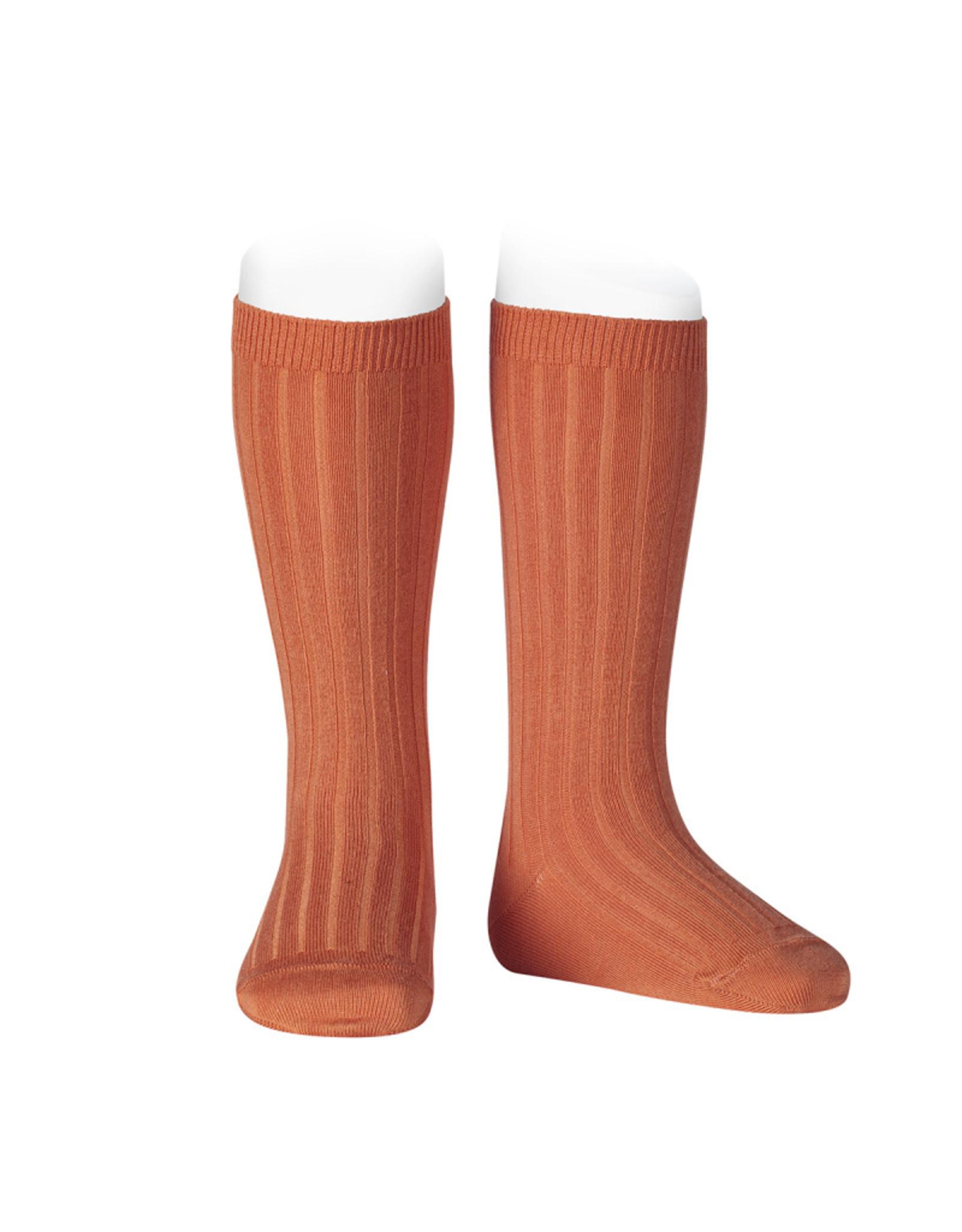 CONDOR Mani Ribbed Knee Socks