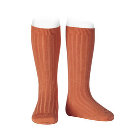 CONDOR Mani Ribbed Knee Socks