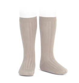 CONDOR Stone Ribbed Socks