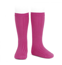 CONDOR Bugambilia Ribbed Socks