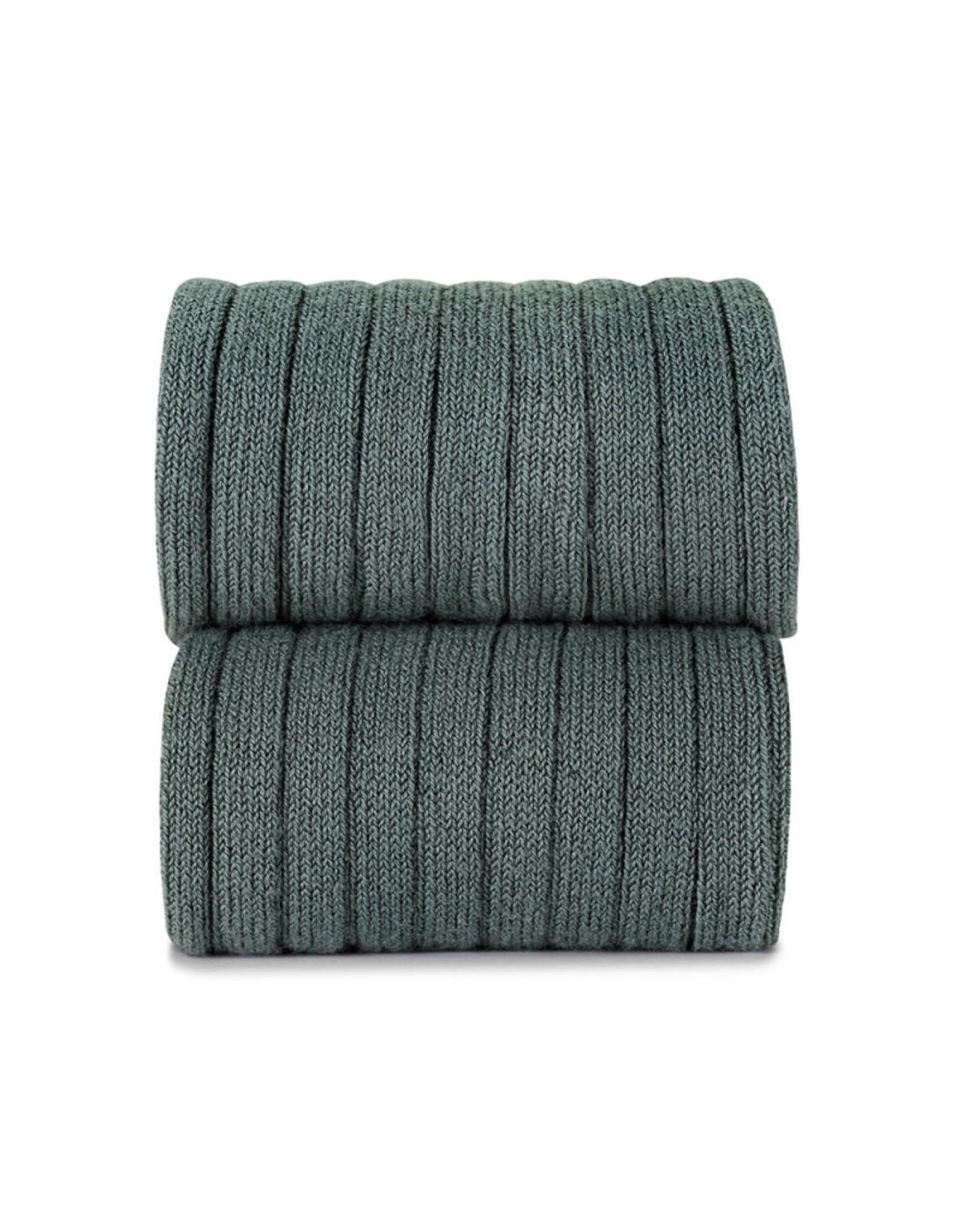 CONDOR Lichen Ribbed Socks