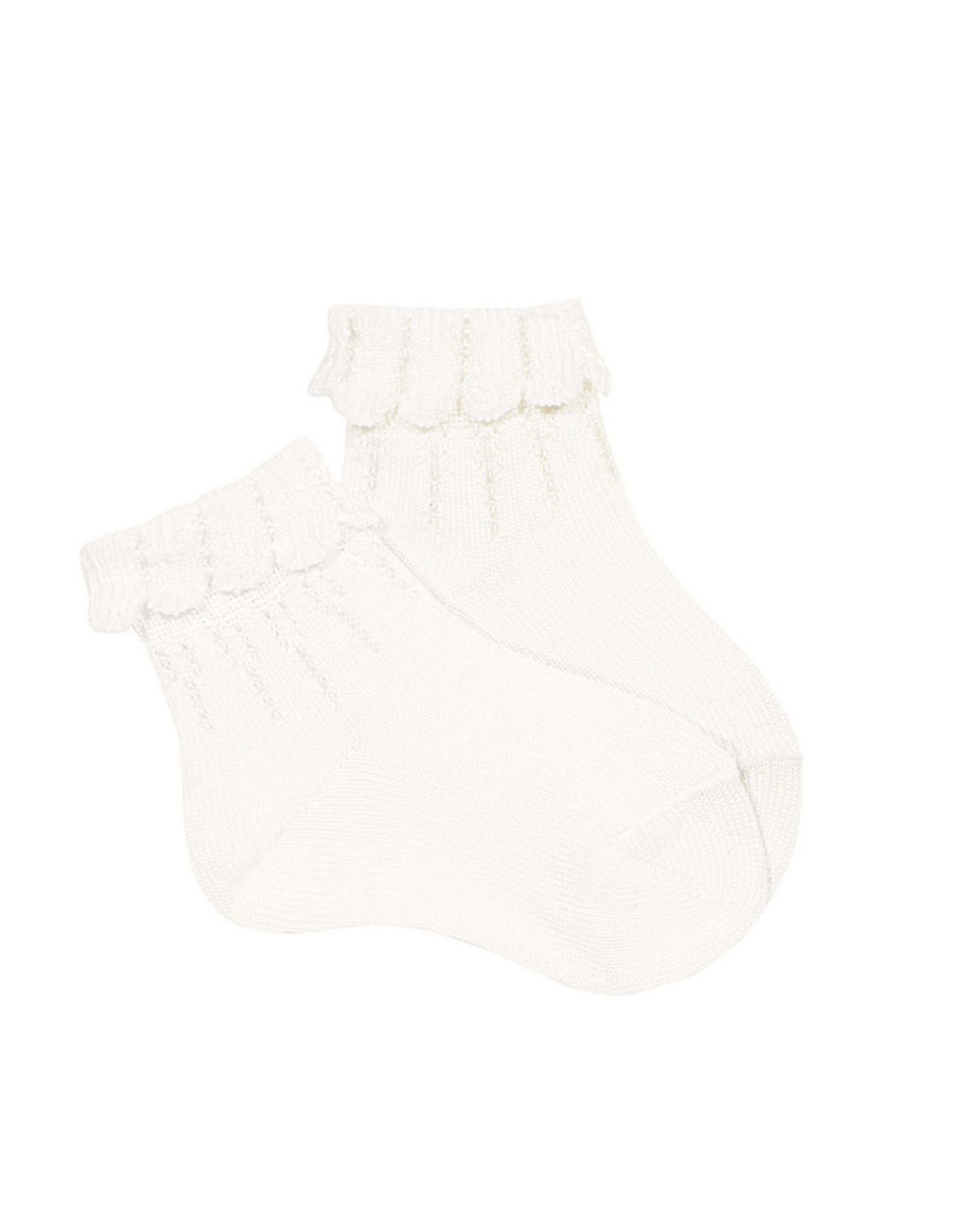 CONDOR Ankle Socks with Folded Cuff