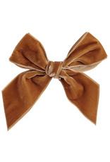CONDOR Cinnamon Velvet Hair Bow
