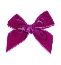 CONDOR Petunia Velvet Hair Bow