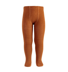 CONDOR Oxide Wool Patterned Tights