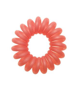 Opaque spiraal elastiek - Poodle - 3 stuks