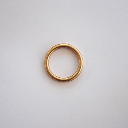 Sandal Ring Gold Lux