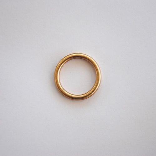 Lux Ring Goud