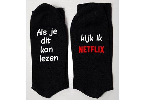 Sokken *Netflix*