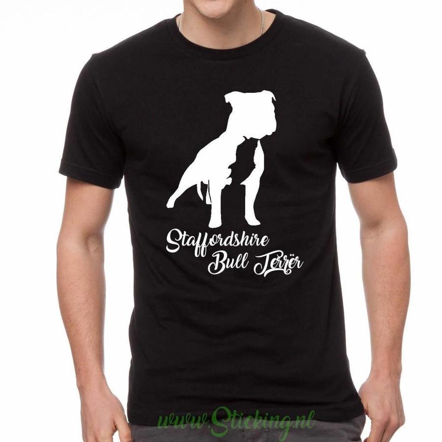 Staffordshire Bull terrier Shirt-1