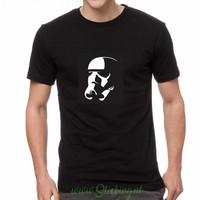 Shirt bedrukt *Stormtrooper*