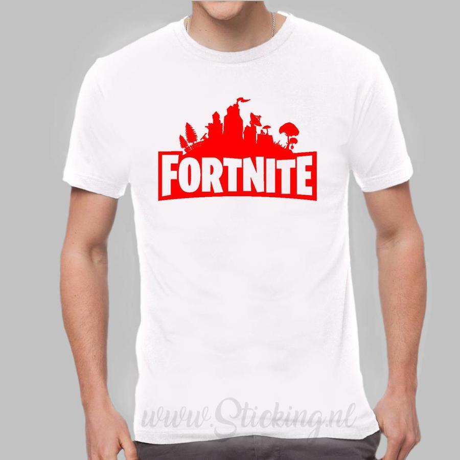 Shirt  Fortnite in diverse kleuren-10