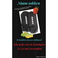 thumb-Naam sokken *kindermaten*-2