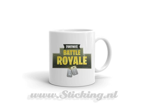 Fortnite battle royale mok 330 ML (11oz)