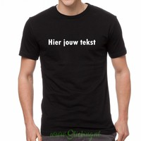 shirt bedrukt  (bedrijfskleding)