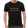T-Shirt *Geen Centen Maar Spullen*