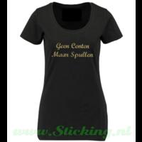 thumb-T-Shirt *Geen Centen Maar Spullen*-2