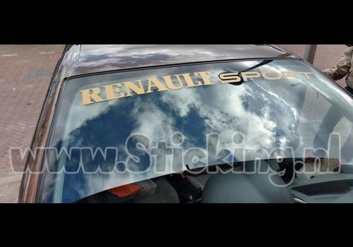 Renault sport Raamband sticker