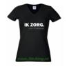 Shirt *IK ZORG. voor Problemen*