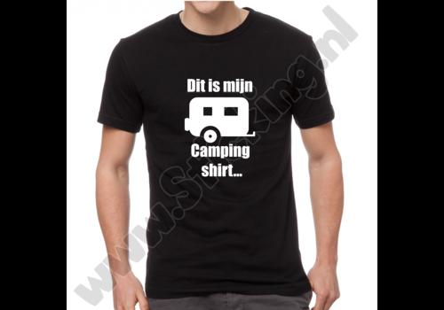 Dit is mijn Camping shirt