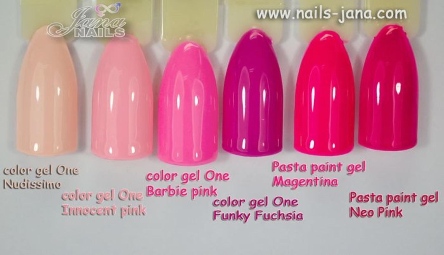 Genie in a bottle - Juicy - JN nails - Jana Nails